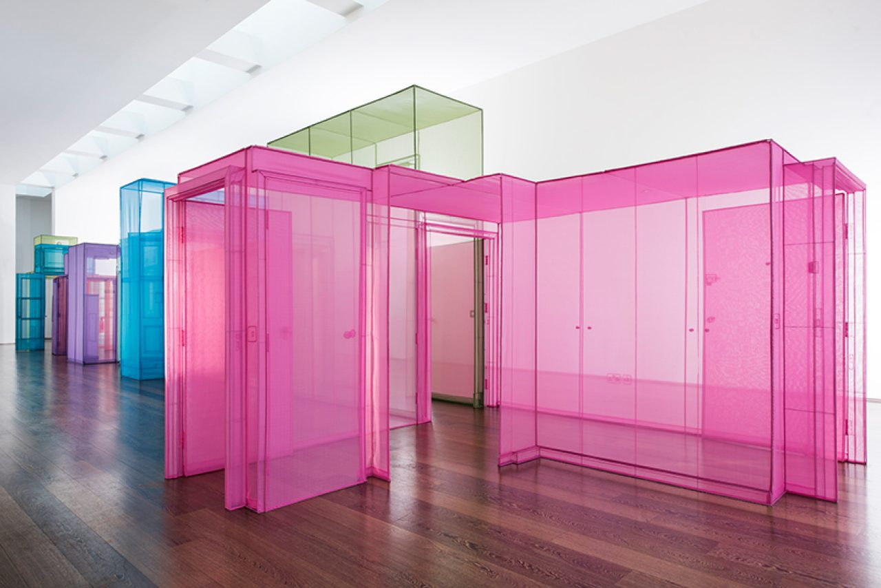 do ho suh Do ho suh 5,512 likes 8 talking about this the experience was about transporting space from one place to the other a way of dealing with cultural.