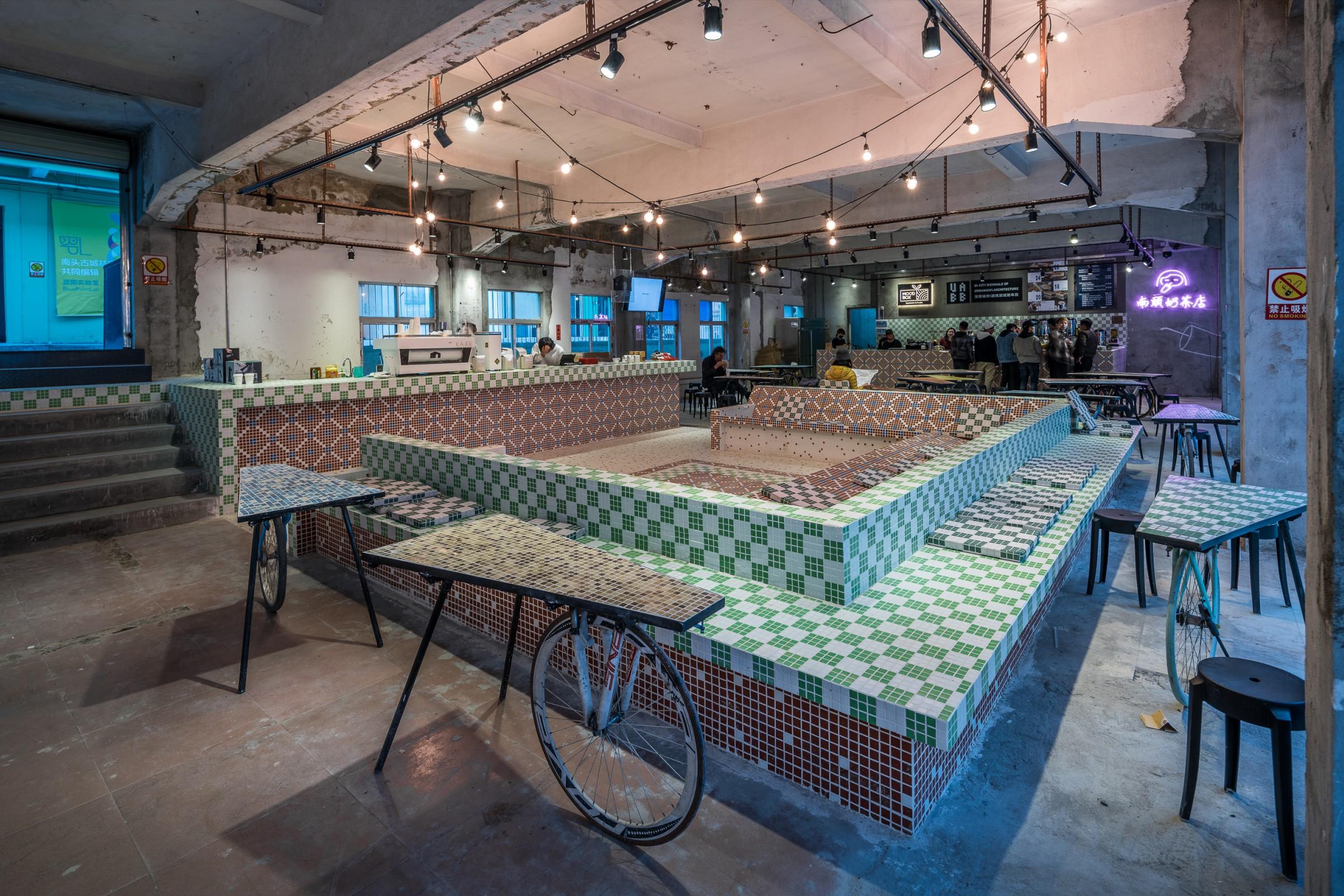 A Special Cafe Pop Up For Shenzhenu0027s 7th Bi City Biennale Of Architecture U0026  Urbanism