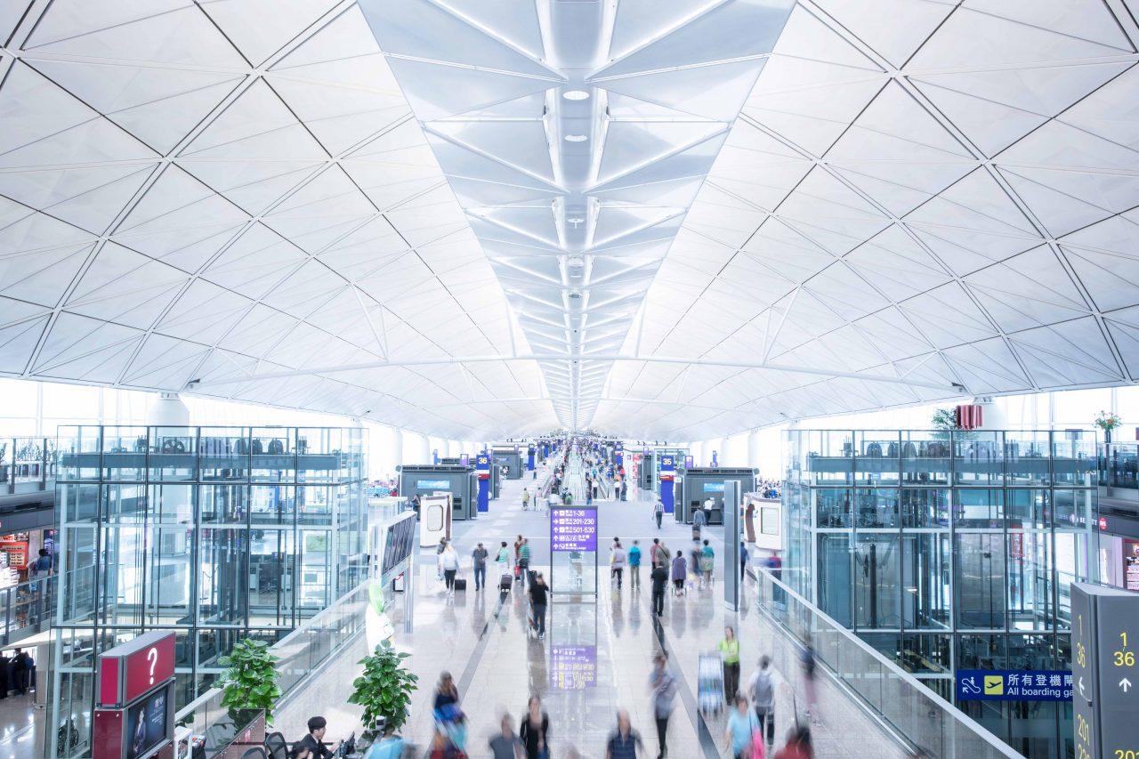 Hong Kong International Airport Ala Champ