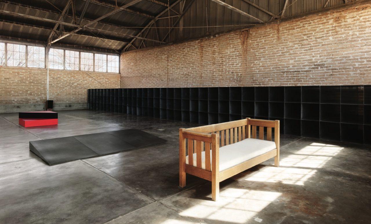 Donald Judd Specific Furniture Ala Champ